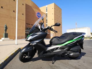 KAWASAKI J300 CON ESCAPE ARROW