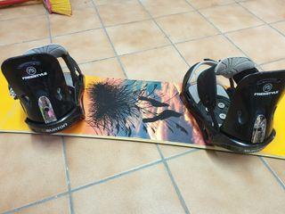 Tabla Burton Custom Snowboard freeride 150 x 24