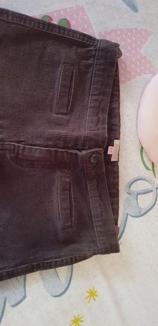 Pantalón de pana niña Gocco