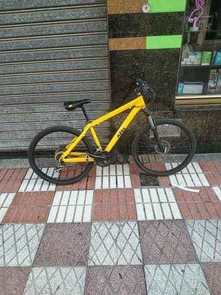 Bicicleta mountain bike (mtb)Marca scott