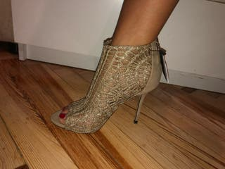 Sandalias 38 preciosas de Zara nuevas con etiqueta