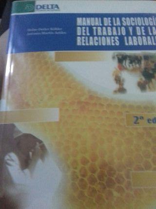 Manual de la sociologia del trabajo y de las relac