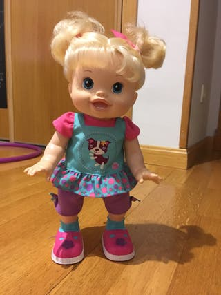 Muñeca Baby Alive-Martina Aprende A Andar
