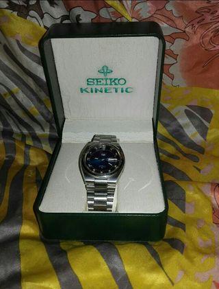 reloj Seiko 5 vintage