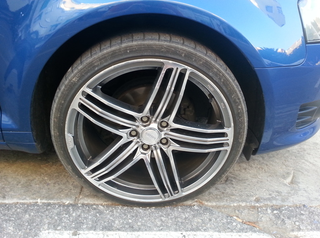 Llantas Audi A3 (marca MRM)