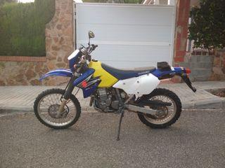 Suzuki drz 400s