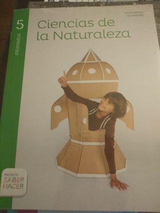 libro de ciencias de la naturaleza 5 primaria