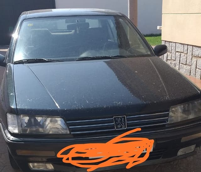 Peugeot 605 1992