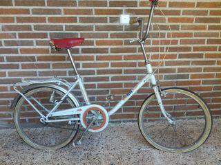 bicicleta antigua BH Gacela