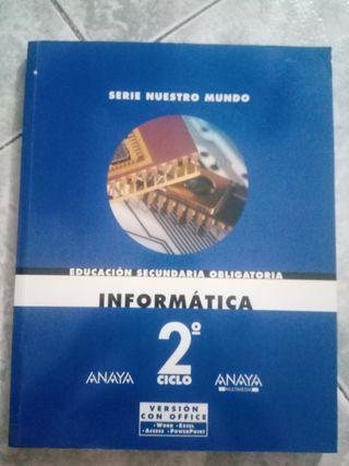 libro educación secundaria obligatoria