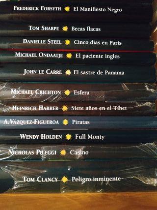 Colección de 11 libros