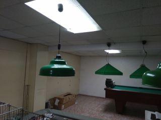 lámparas billar