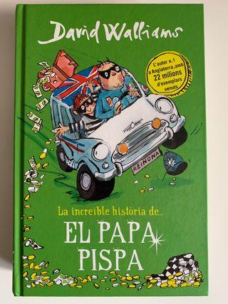 'La increíble historia de el papa pispa'