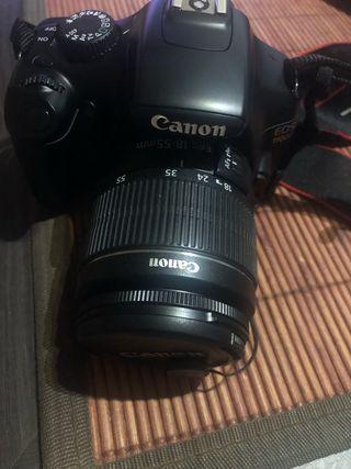 Camara Reflex Canon EOS 1100D