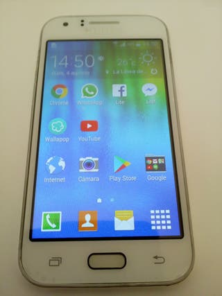 "Samsung J1 h100 4.3"" pulgadas"