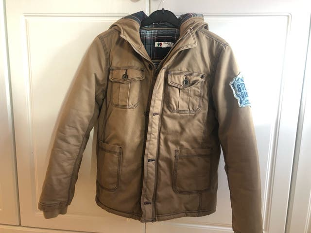 Winter jacket for children