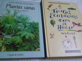 Trucos ecológicos para el hogar y plantas sanas.