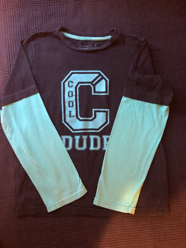 Long sleeve t-shirts for children