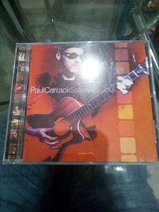 "CD Paul Carrack ""Satisfy my soul"""