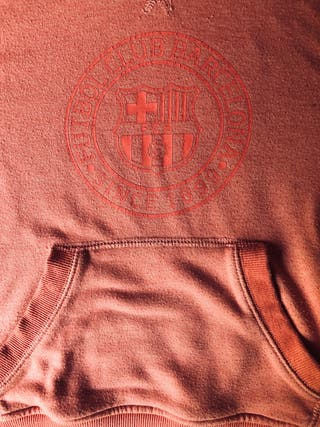 FCBarcelona pink sweater for children