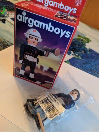 Airgamboys Comisario de Policia
