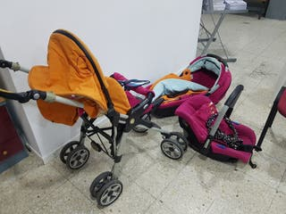 carrito de Bebe Completo de Jané
