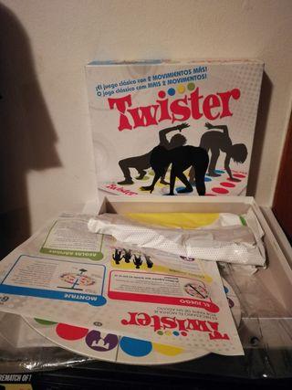 Juego de Mesa Clásico Twister