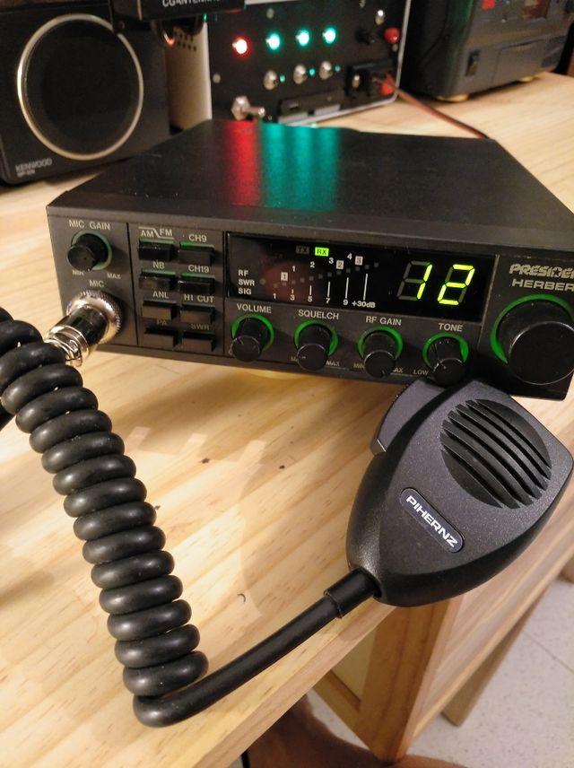 Emisoras Radioaficionado