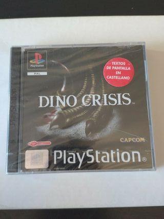 juego Dino crisis precintado nuevo de Playstation