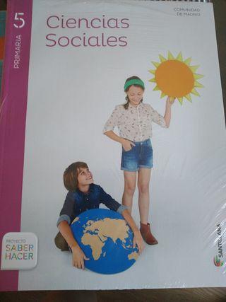 Ciencias sociales 5 primaria Santillana