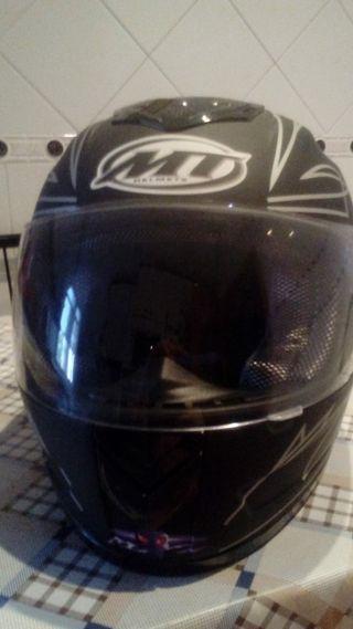 casco moto MT xl