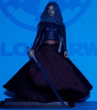 Star Wars Hasbro TVC Barriss Offee