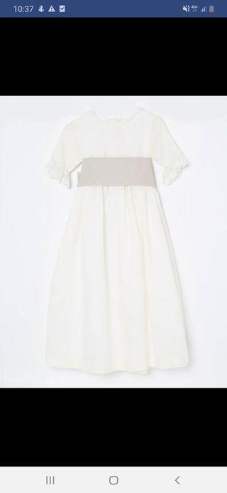 Vestido de Comunión Nuevo Talla 12