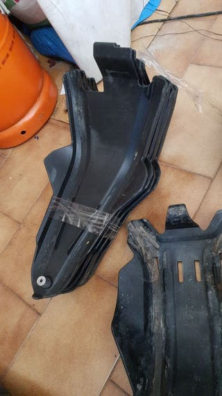 subchassis husaberg 4t ktm 2t guardabarros