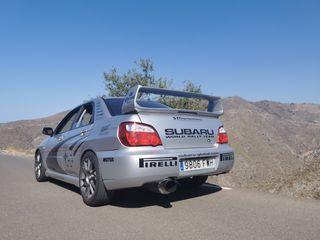 Subaru Impreza 2004