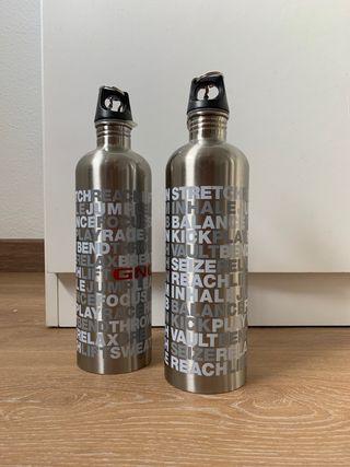 Botellas Acero inoxidable