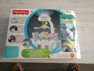 Fisher Price movil proyector