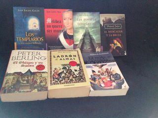 Libros de bolsillo historia