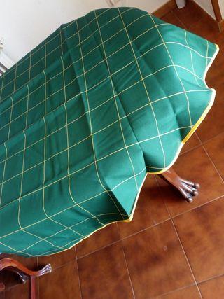 IDEAL!! Mantel mesa camilla, comedor, sin estrenar