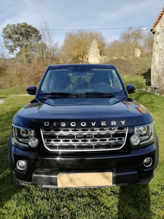 Land Rover Discovery Tdv6 3.0