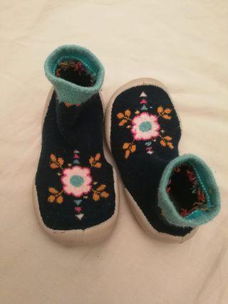 COLLEGIEN Zapatillas Calcetín Niño