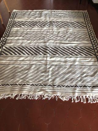 Alfombra lana bereber