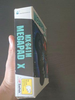 mando compatible para consola Sega mega Drive