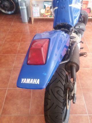 Motos Yamaha DT de segunda mano en WALLAPOP
