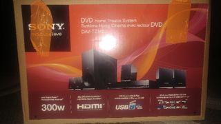 DVD Home Cinema.