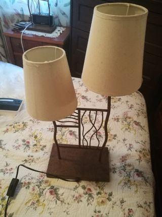 lampara de mesilla