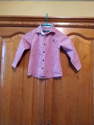 Camisa Nelblu 30 meses
