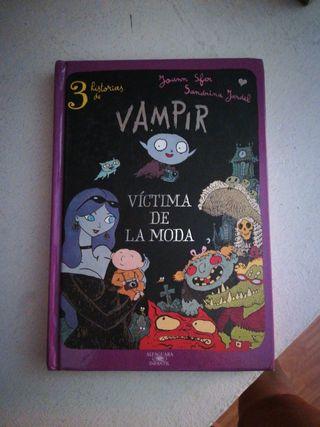 Vampir. Víctima de la moda
