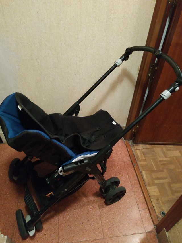 URGE Carro carrito paseo bebé perfecto estado