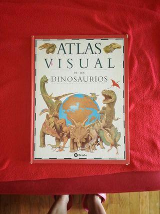 ATLAS. LIBRO DE DINOSAURIOS.